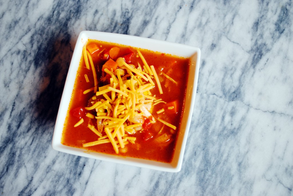 buffalo chicken chili_2
