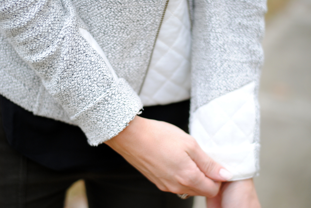 Lou & Grey Quilted Jacket