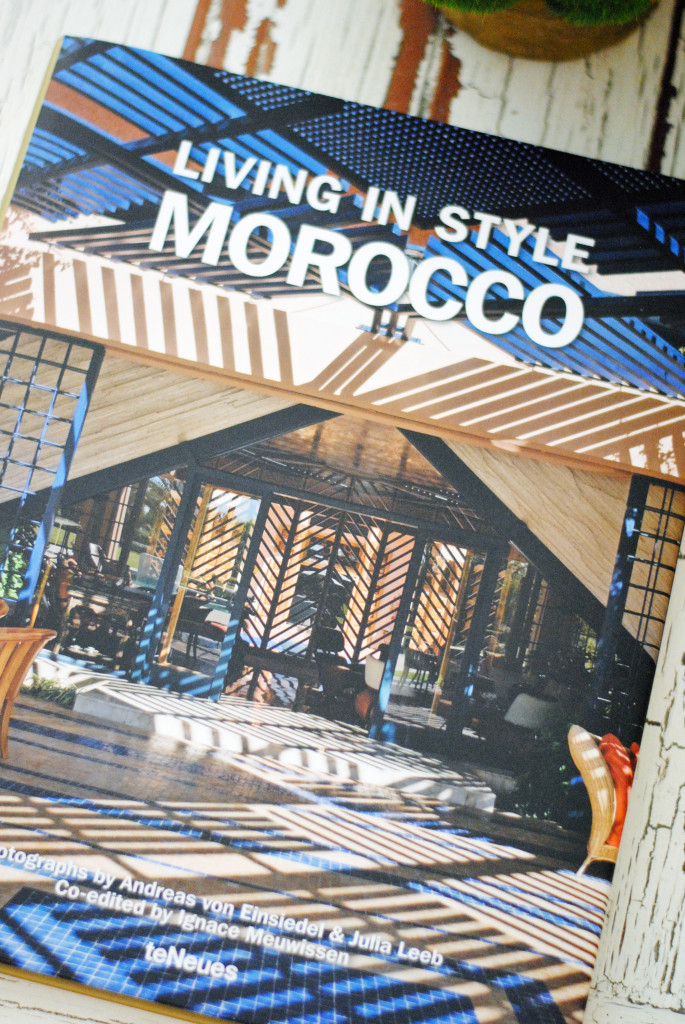 Morocco Coffee Table Book