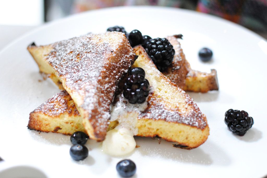 French Toast Charleston Brunch