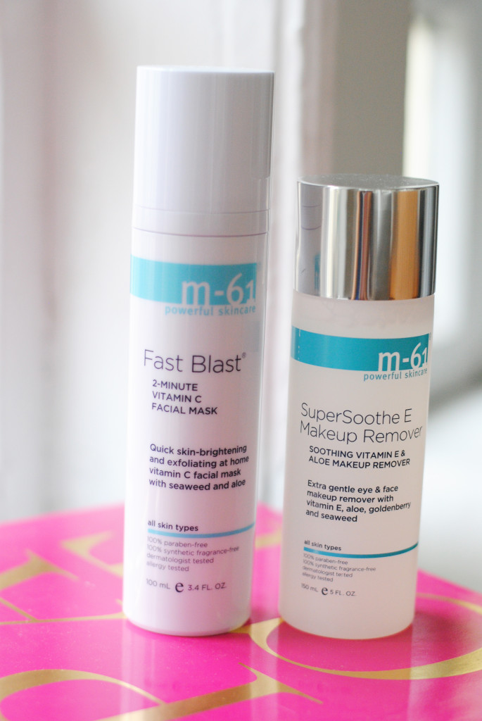 M-61 Fast Blast- Makeup Remover