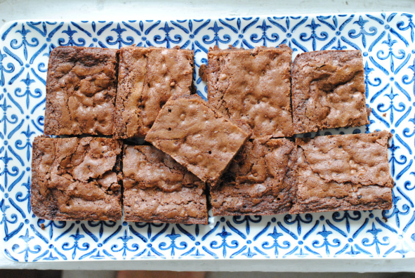 Easy Homemade Brownies