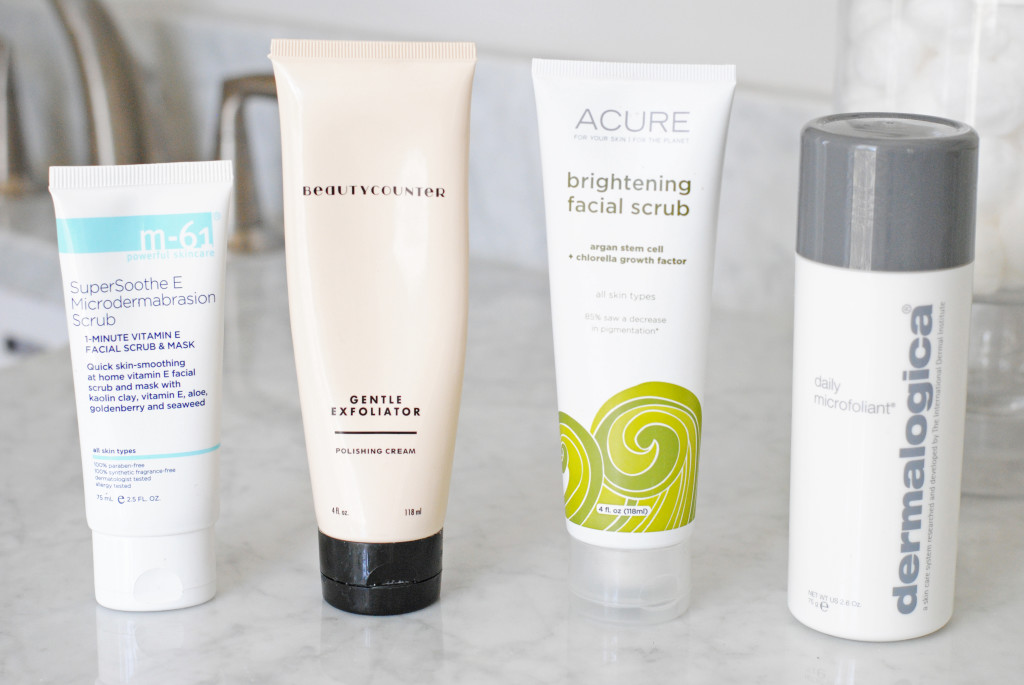 Best Face Exfoliators To Try Now Turquoise And Teale