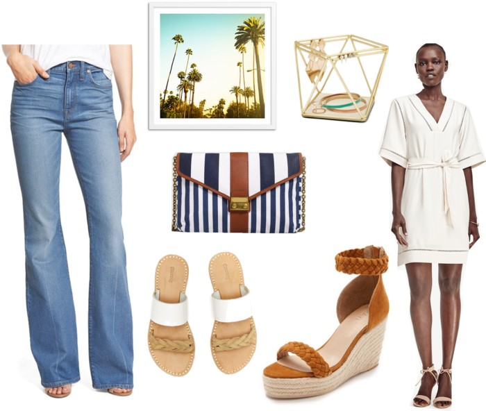Currently Loving braided sandals