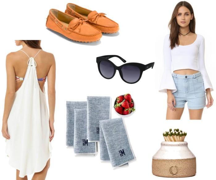 Currently Loving-Beach Coverup