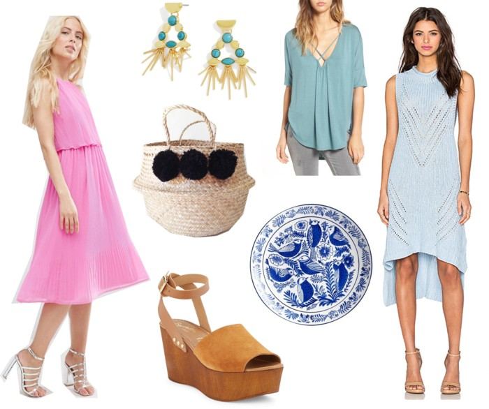 Currently Loving Summer Style