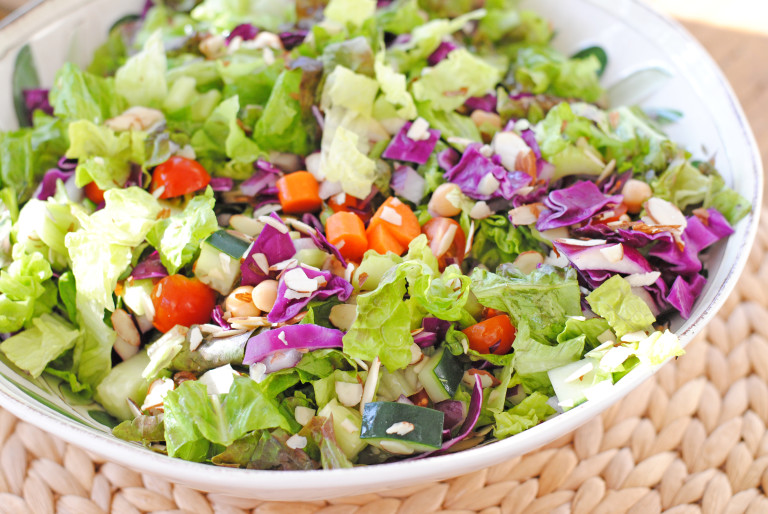 My Favorite Healthy Salads Recipes