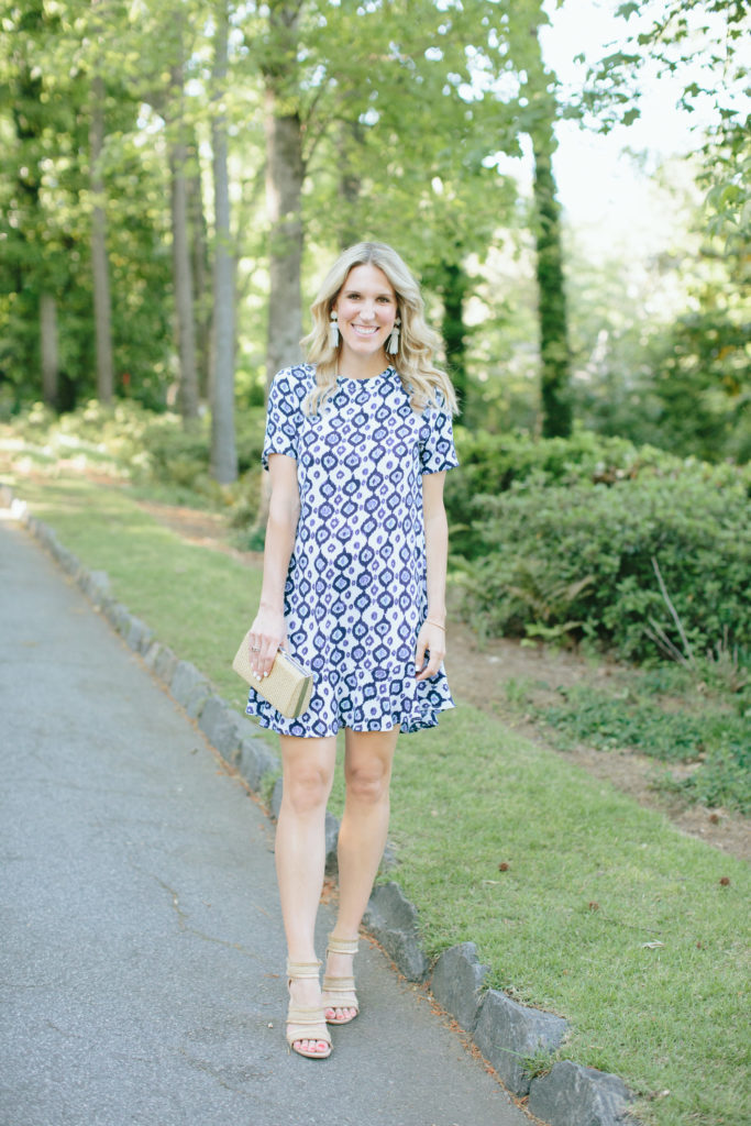 The Perfect Shift Dress for Spring