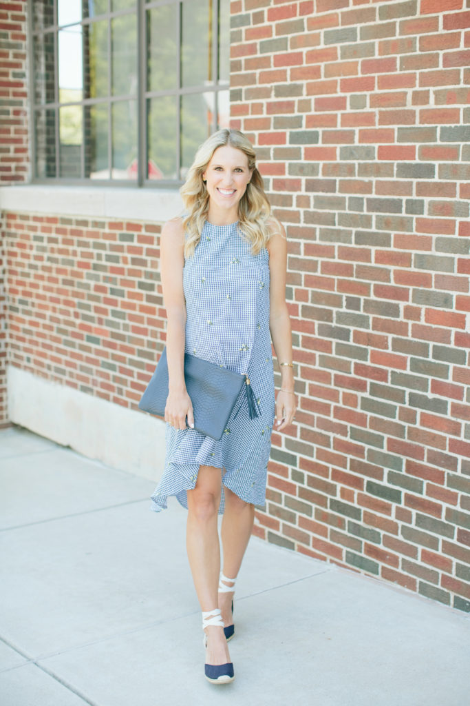 Summer Maternity Outfit